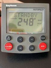 Raymarine ST5000+ Autopilot Control Head Autohelm A12010 TESTED!! VERY RARE.