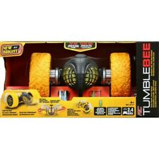 Remote Control New Bright Tumble Bee Crazy Stunts Car Flip And Spin