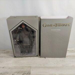 Threezero Games of Thrones Eddard Ned Stark 1/6 Scale Exclusive New in Box