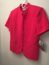 NWT(239$)Women Skirt Suit Vintage Pink 10p Kasper Career Coctail