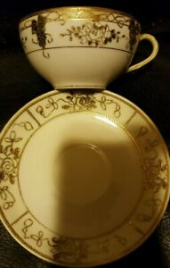 #4 Nippon teacup set