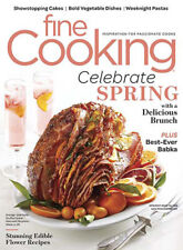 FINE COOKING #169 | CELEBRATE SPRING: STUNNING EDIBLE FLOWER RECIPES
