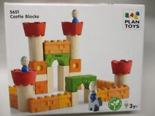 Castle Blocks by Plan Toys