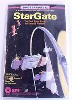 Vintage SPI Games Stargate Space Capsule #2 War Strategy Pocket Boardgame 1979