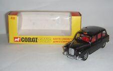 Corgi Toys No. 418, Austin London Taxi, - Superb Mint.