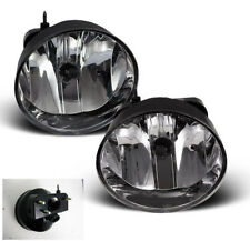 2002-2009 GMC ENVOY CHROME BUMPER DRIVING FOG LIGHTS LAMPS DENALI SLE SLT XL XUV