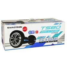 Black - Swagtron Pro T1 UL 2272 Certified Hoverboard (charger Included!)