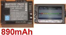 Batterie 890mAh type 2740B002 BP-808 Pour CANON FS10