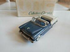 Buby 1955 Chevrolet Top Down in Blue on 1:43 in Box