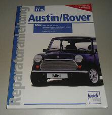 Reparaturanleitung Austin Mini BMC Leyland + Cooper, Cooper S, Clubman 1976-1996
