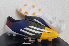 Nuevo adidas f50 ADIZERO TRX FG messi UK 8.5 UE 42 2/3 botas de fútbol Predator Ace