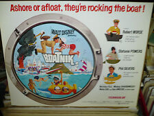 BOATNIKS, 1977 reissue Disney LCS (Stefanie Powers, Robert Morse, Phil Silvers)