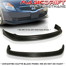 For Nissan Altima Nismo Style NS Front Bumper Chin Spoiler Add-on Lip Body Kit