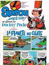 A8- Spirou N°2212 Docteur Poche + Spirou Pirate