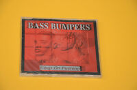 CD SINGOLO (NO LP ) BASS BUMPERS KEEP ON PUSHING ORIG SIGILLATO SEALED