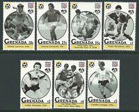Grenada 1993 - Sports World Cup Championships US 94 Short - Sc 2242/9 MNH
