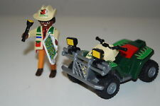 Playmobil  4176 Jeep selva expedición expedition jungle Jungla