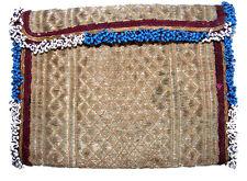 antike afghan Nomaden gestickte Geldbeutel beutel bag Portemonnaie Geldbörse N14