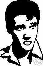 ELVIS DECAL