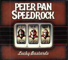 Peter Pan Speedrock-Lucky Bastards cd album