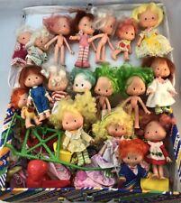 Full Collection 18 dolls Original Strawberry Shortcake Original