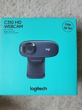 Logitech C310 HD Webcam Widescreen 720p *BRAND NEW IN HAND FREE FAST SHIP*
