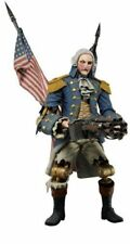 Bioshock 2 Infinite George Washington Iron Patriot Action Figure (ages 17 ) Neca