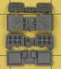 Warhammer 40K SM Dark Angels Deathwing Terminator Cyclone Missile Launcher