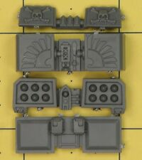 Warhammer 40K SM Dark Angels Aile De Mort Terminator Cyclone Missile Launcher
