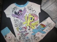 ~VINTAGE...MY LITTLE PONY... SIZE 8  GIRLS PAJAMAS...1.99