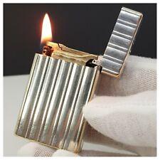 Briquet essence * DUPONT Breveté tous pays * Petrol Lighter-Feuerzeug-Accendino2