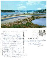 CANADA Postcard -Nova Scotia, Dartmouth, Banook Lake & Micmac Lake (B24)