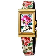 Reloj de Cuarzo Gucci YA147406 Mujer G-Marco Marfil