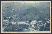 Pistoia Piteccio PIEGHINE cartolina ZB4460