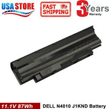 9 Cell Battery for Dell J1KND Inspiron N5010 N5030 N5040 N5050 N7010 N4010 N4110