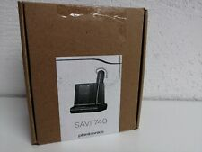 Plantronics Savi W740 NEU Headset Kopfhörer