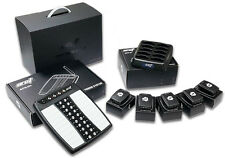 Arct Wireless Staff Paging Pager System (Starter Kit) for Restaurants and more!
