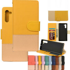 Leather Magnetic Card Pocket Stand Case Cover Fr Samsung Galaxy Note10/10 Plus