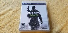 PS3 Call Of Duty Modern Warefare MW3 For PlayStation 3 3Z