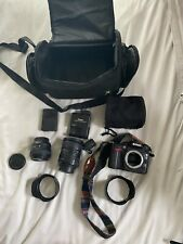 Nikon D7000 Digital SLR Camera - Black (Kit w/ 18-300mm) and 50mm...
