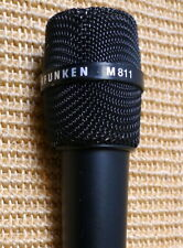 Telefunken m811 vintage micrófono vocal Grrrl Microphone Sennheiser Inside