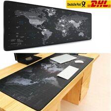 800 x300mm Gaming Mauspads XXL Anti Rutsch Mousepad Schreibtisch Matte Speed Mat