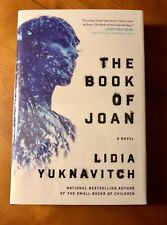 The Book Of Joan ✍SIGNED✍ by LIDIA YUKNAVITCH New Hardback 1st Edition 1st Print