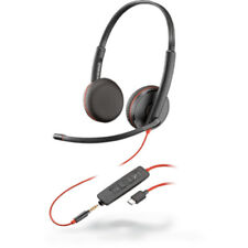 Plantronics Blackwire C3225 USB-C 3200 fits Corded UC Headset (209751-101)