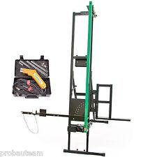 Styroporschneider ALUCUTTER PROFI Schnitttiefe 450mm + Handschneider Styrocutter