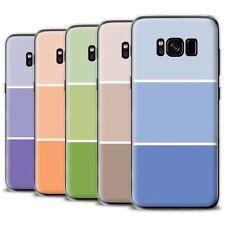Étuis, housses et coques bleus Samsung Galaxy S8 en silicone, caoutchouc, gel pour téléphone mobile et assistant personnel (PDA)