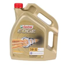 Castrol EDGE 5W-30 TITANIUM FST Longlife Motor Öl VAG VW Audi Mercedes Porsche