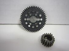 Tamiya Fox Thorp 46 Tooth Replacement Counter Gear/18T Steel Gear Overdrive