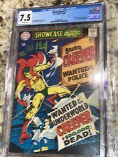 DC Comics Showcase 73 CGC Graded 1st Appearance The Creeper Ditko Segall 1968 1