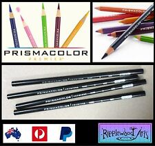 Prismacolor Premier Colored Pencils - Black x 4